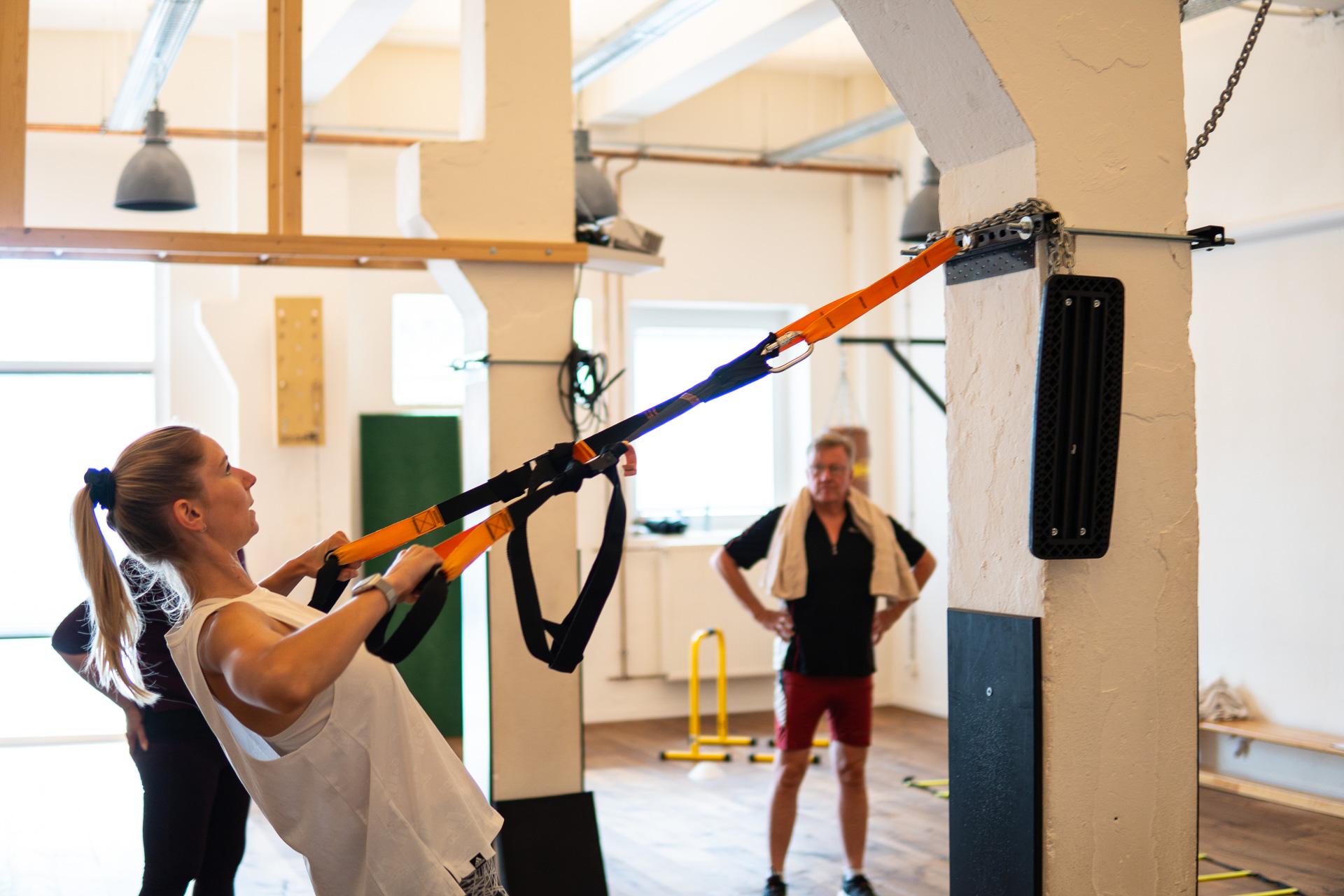Indoor-Training